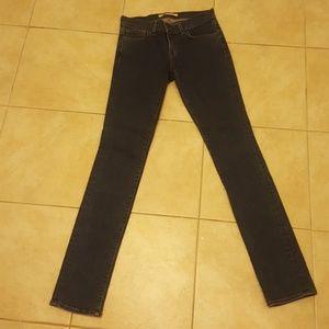 J BRAND Jeans blue skinny pencil leg jeans